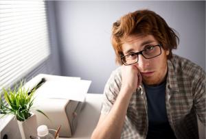 ¿Te sientes aburrido en el trabajo?